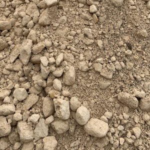 40mm Crusher Run Limestone