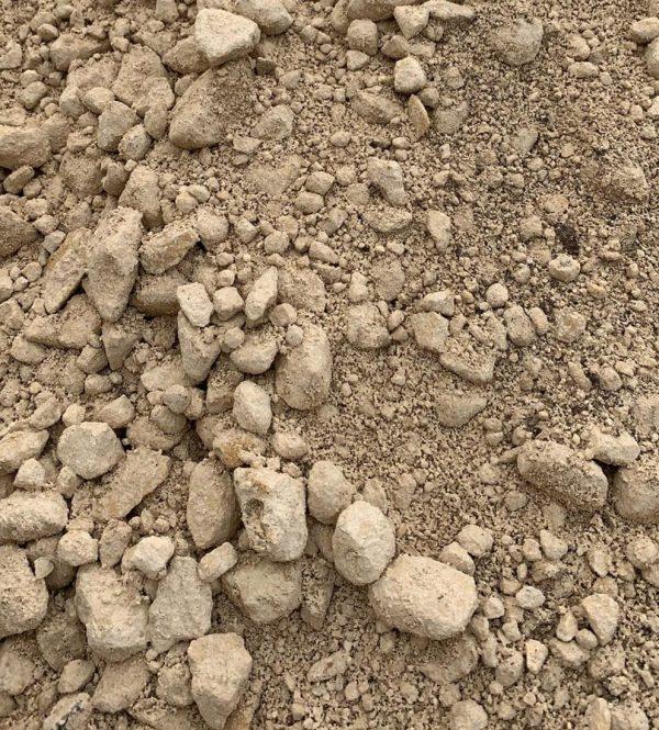 40mm Crusher Run Limestone