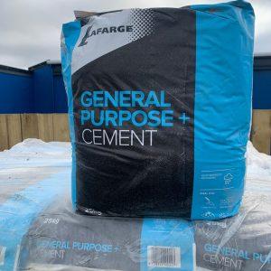 Lafarge Cement Plastic Bag