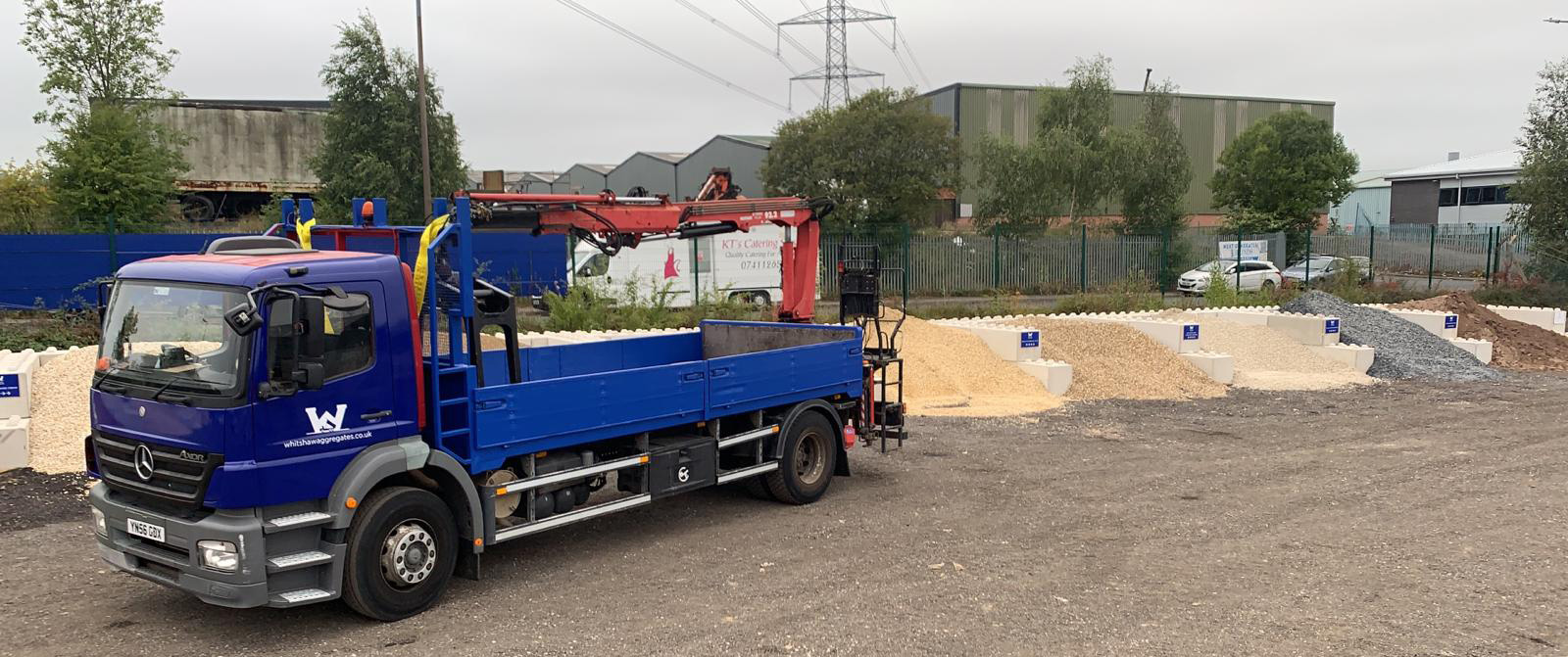 Whitshaw Aggregates About Us
