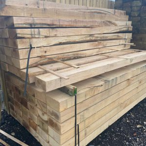 Oak Sleepers 100x200mm 2.4m
